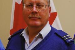 Captain Randy Van Dorsten, CD