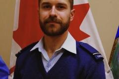 Second Lieutenant Ethan Crowley