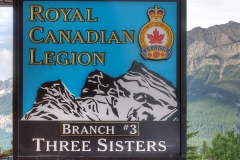 Royal Canadian Legion #3 Three Sisters Branch (Canmore)
